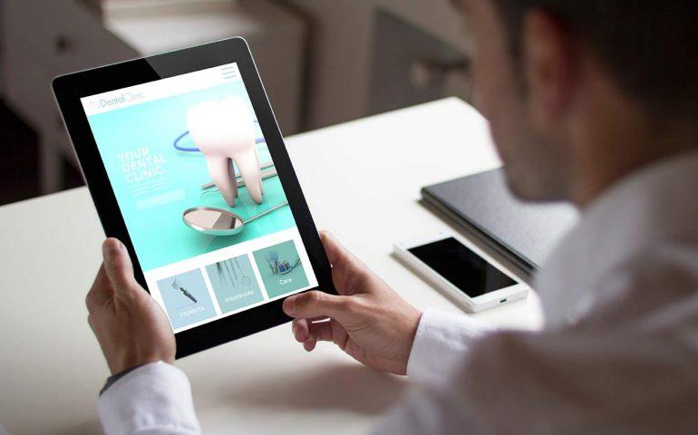 Improving Dental Case Acceptance Online